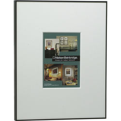 "Nielsen & Bainbridge Photography Collection Frame - 11x14"" Mat with 5x7"" Opening"