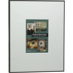 "Nielsen & Bainbridge Photography Collection Frame - 16x20"" Mat with 8x10"" Opening"