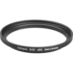 Heliopan 55-60mm Step-Up Ring (#321)