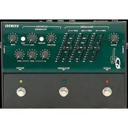 Joemeek GBQ Distortion, EQ and Enhancer Pedal for Guitar