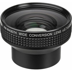Panasonic VWW4307HPPK 0.7x Wide Angle Conversion Lens (43mm)