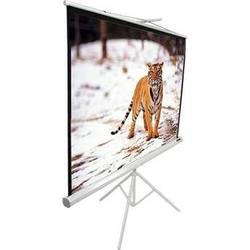 "Elite Screens T113NWS1 Portable Tripod Screen (80x80"")"