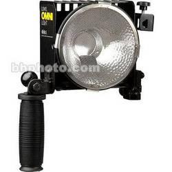 Lowel Omni-Light 500 Watt Focus Flood Light, 2-Pin Amphenol (30VDC)