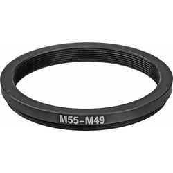 General Brand 55-49mm Step-Down Ring (Lens to Filter)