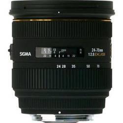 Sigma 24-70mm f/2.8 IF EX DG HSM Autofocus Lens for Sigma Mount