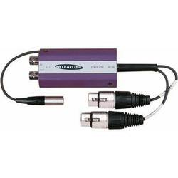 Miranda AMX172-P110 SDI AES/EBU Audio Embedder/Multiplexer