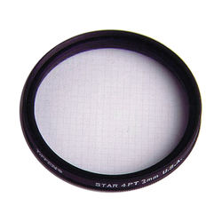 Tiffen Filter Wheel 1 / Grid Star Effect Glass Filter