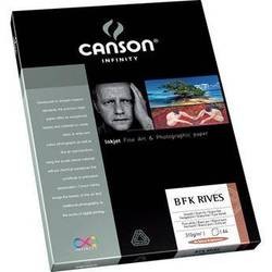 """Canson Infinity PrintMaKing Rag Paper (8.5 x 11"""", 10 Sheets)"""