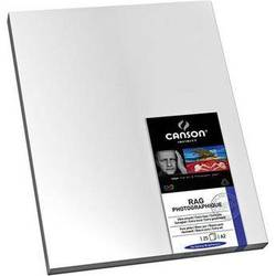 """Canson Infinity Rag Photographique Paper (310 gsm, 35 x 46.75"""", 25 Sheets)"""