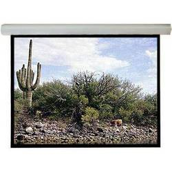 """Draper 202240 Silhouette/Series M Manual Front Projection Screen (57x92"""")"""