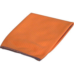 "Kinetronics Soft Microfiber Anti-Static Cloth - 10 x 18"""