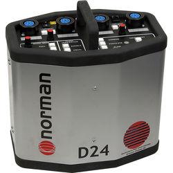 Norman D24 Power Pack - 2400 Watt/Seconds