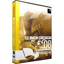 12 Inch Design ThemeBlox Unit 08 SD - Entertainment