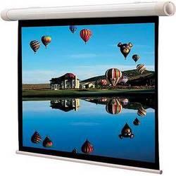 "Draper 137094 Salara/M Manual Front Projection Screen With Auto Return (72 x 96"")"