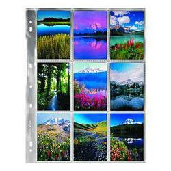 Pana-Vue 120 Archival Negative Page (Single Frames Up To 6x7, 100 Pages)