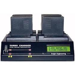 Dolgin Engineering TC400-04-HMC150-TDM Battery Charger for Panasonic