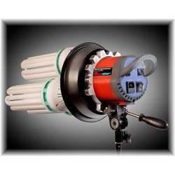 Interfit INT482 Monstar One Light, Three Lamp Fluorescent Kit (120VAC)