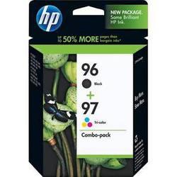 HP 96/97 Combo-pack Inkjet Print Cartridges