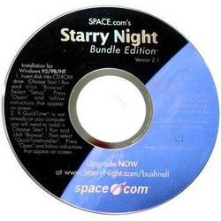 Bushnell Starry Night CD Software (Version 2.1)