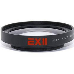 16x9 Inc. 169-HDWA6X-62 EXII 0.6x Wide Angle Adapter