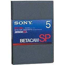 Sony BCT-5MA Betacam SP Cassette (Small)