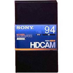 Sony BCT-94HDL HDCAM Videocassette, Large