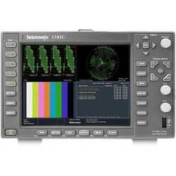 Tektronix 1741C Analog Dual-Standard Waveform Monitor