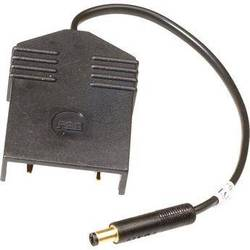 PAG 9458 Charge Adaptor, PP-90 (Male) Connector to 3-Pin Snap-On Type Connector