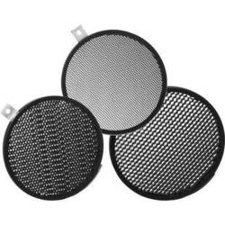 Bowens Honeycomb Grid Set (3) for Bowens