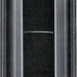 """Arkay Revolving Darkroom Door ABS-Three Way 72""""(Permanent Mounting)"""