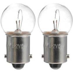 Elmo Lamp - 6 watts/12 volts - for TRV-35 - Set of 2