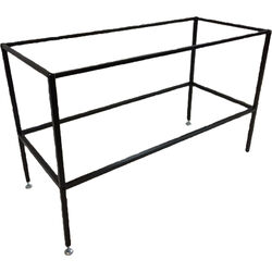 "Delta 1 60x28x36"" Heavy Duty Steel Stand for 60x27x7"""