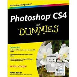 Wiley Publications Book: Photoshop CS4 for Dummies by Peter Bauer