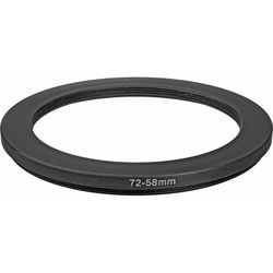 General Brand 72mm-58mm Step-Down Ring (Lens to Filter)