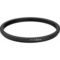 General Brand 77mm-72mm Step-Down Ring (Lens to Filter)