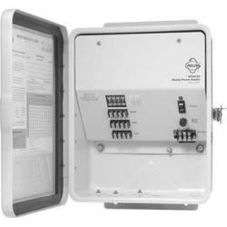 Pelco WCS4-20B Outdoor 4-Output 24VAC 12A Power Supply w/Circuit Breaker (Class 2)