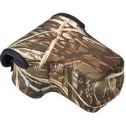 LensCoat BodyBag Compact with Lens (Realtree Max4 HD)