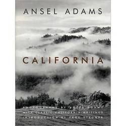 Little Brown Book:  California by Ansel Adams (Hardcover)