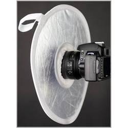 "Interfit STR112 On Camera Reflector, Silver/White - 12"" (30.5cm)"