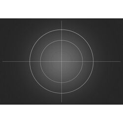 "Rosco E-Colour #216 White Diffusion (21x24"" Sheet)"