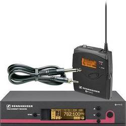 Sennheiser ew 172 G3 Wireless Instrument System with Ci 1 Guitar Cable - B (626-668 MHz)