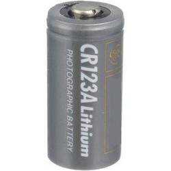General Brand CR123A 3V Lithium Battery
