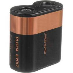 General Brand CRP2 (223A) 6V Lithium Battery