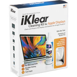 iKlear Apple Polish Cleaning Kit, Model IK-5MCK