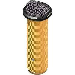 Astatic 201R Cardioid Electret Condenser Button Style Boundary Microphone (Black)