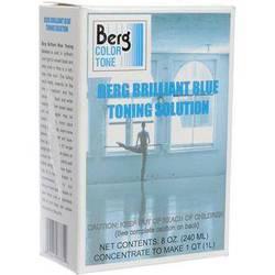 Berg Toner for Black & White Prints - Brilliant Blue