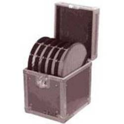 """Mole-Richardson Lens Box for 8"""" Lenses for HMI DL-PAR 575/800"""