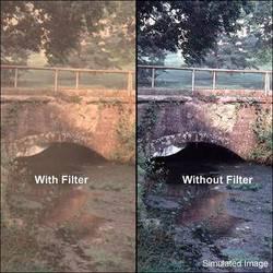 "Tiffen 6 x 6"" Warm Pro-Mist 3 Filter"