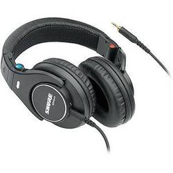 Shure SRH840 Professional Around-Ear Stereo Headphones