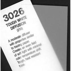 "Rosco #3026 Filter - Tough White Diffusion - 48""x25'"